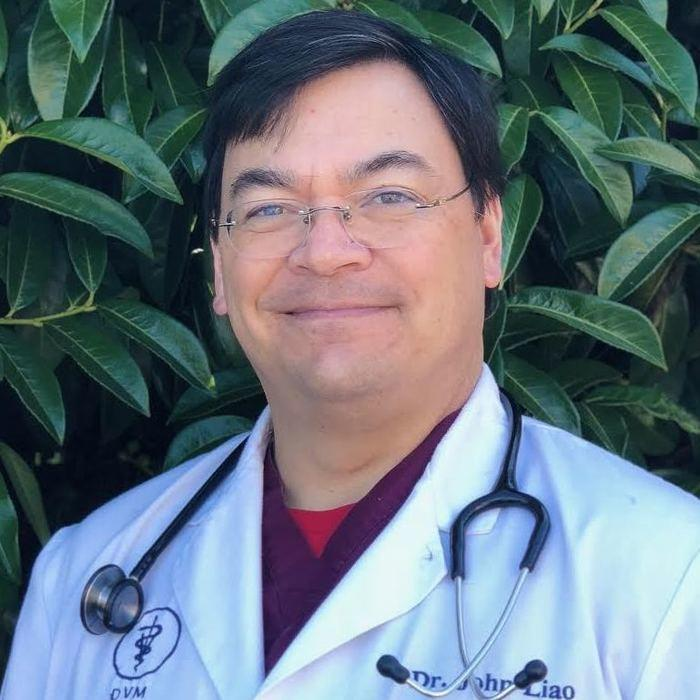 Dr. John  Liao<br>Veterinarian photo