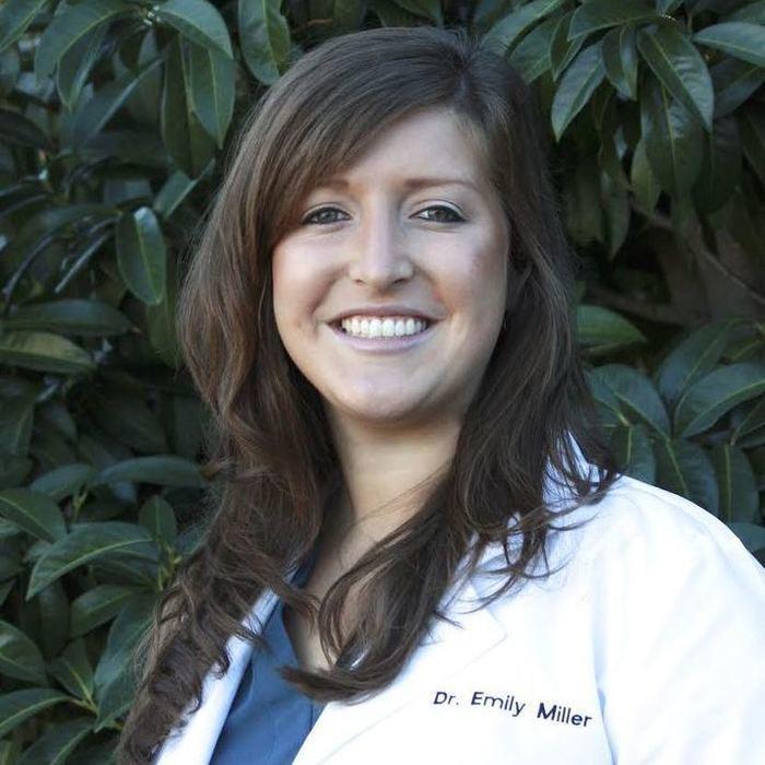 Dr. Emily Miller<br>Veterinarian photo